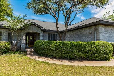 Round Rock Single Family Home For Sale: 30 Woodland Ln