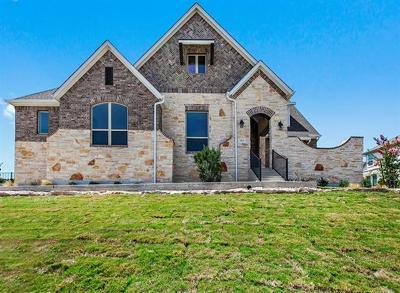 Austin Single Family Home For Sale: 263 Riva Ridge Pl