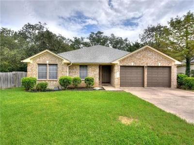 Travis County, Williamson County Single Family Home Pending - Taking Backups: 7400 Lady Suzannes Ct
