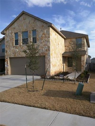 Hays County, Travis County, Williamson County Single Family Home For Sale: 3601 Alpine Autumn Dr