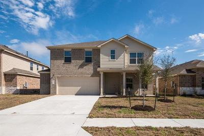 Pflugerville Single Family Home For Sale: 21713 Gallus Dr