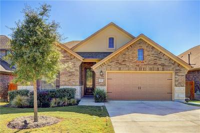 Lago Vista Single Family Home Pending - Taking Backups: 8105 Cannon Ct