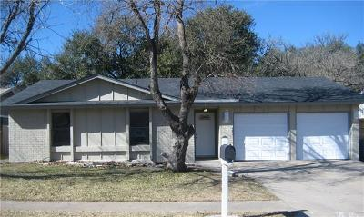 Austin Single Family Home For Sale: 7808 Woodcroft Dr