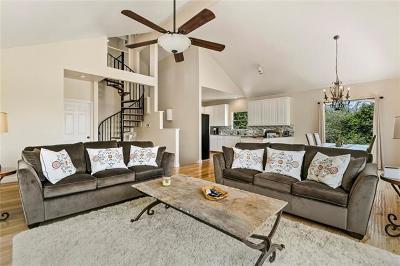 Austin Single Family Home For Sale: 5304 Lake Mist