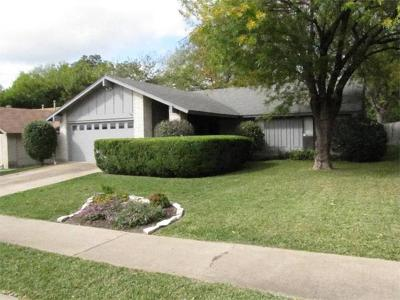 Austin TX Single Family Home Pending - Taking Backups: $225,000