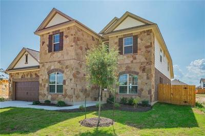 Hutto Single Family Home For Sale: 405 Hereford Loop