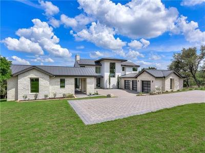 Austin Single Family Home For Sale: 809 Marly Way