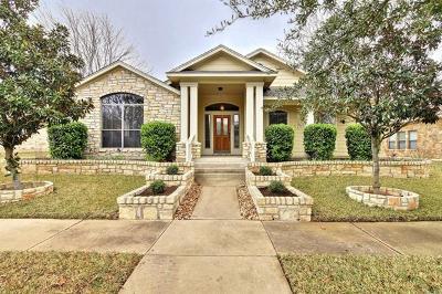 Cedar Park Single Family Home Pending - Taking Backups: 1702 Hill Country Dr