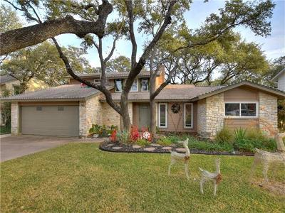 Travis County, Williamson County Single Family Home For Sale: 7403 Fireoak Dr