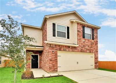 Kyle Single Family Home For Sale: 1334 Breanna Ln