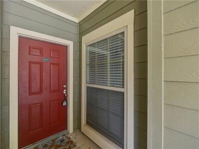 Travis County Condo/Townhouse For Sale: 6810 Deatonhill Dr #2201