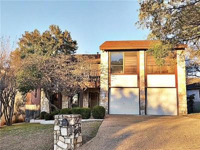 Austin Single Family Home For Sale: 5216 Doe Valley Ln