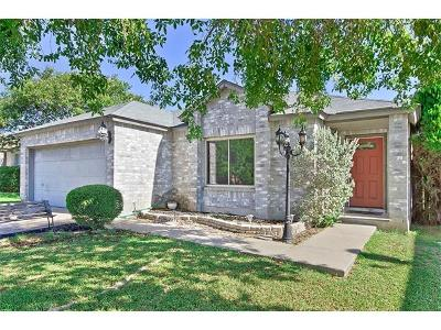 Round Rock Single Family Home Pending - Taking Backups: 2903 Donnell Dr