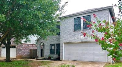 Cedar Park Single Family Home For Sale: 2605 Byfield Dr