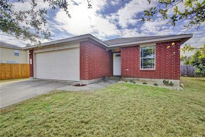 Hutto Single Family Home For Sale: 206 Paddington Way