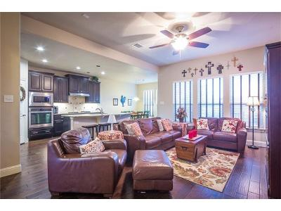Single Family Home For Sale: 201 Seminole Canyon Dr