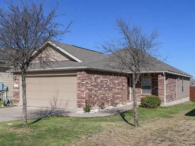 Leander Single Family Home Pending - Taking Backups: 153 Bufflehead
