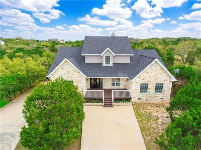 Dripping Springs TX Single Family Home For Sale: $599,000