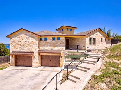 Spicewood Single Family Home For Sale: 1911 Highlands Dr