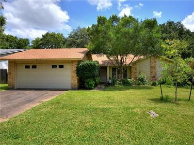 Austin Single Family Home For Sale: 4106 Everest Ln
