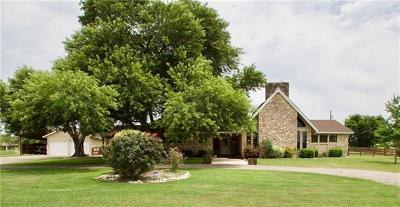 San Marcos Single Family Home For Sale: 131 Park Dr
