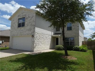 Bastrop Single Family Home For Sale: 120 Pheasant Trl