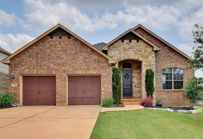 Leander Single Family Home For Sale: 1936 Bold Sundown Dr