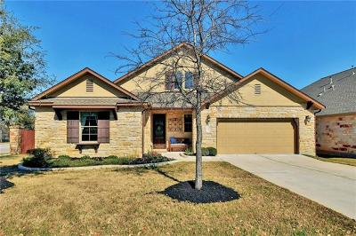 Cedar Park Single Family Home For Sale: 301 Spanish Mustang Dr