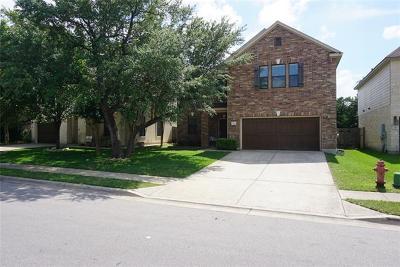 Cedar Park Single Family Home Pending - Taking Backups: 515 Clover Flat Rd
