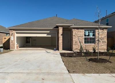 Georgetown Single Family Home For Sale: 1209 Nokota Bend