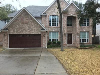 Single Family Home For Sale: 3808 Harvey Penick Dr