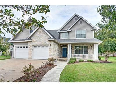 Bastrop County Single Family Home Pending - Taking Backups: 103 Bush Cv