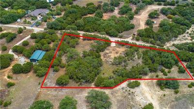 Dripping Springs Residential Lots & Land For Sale: 150 Barton Bend
