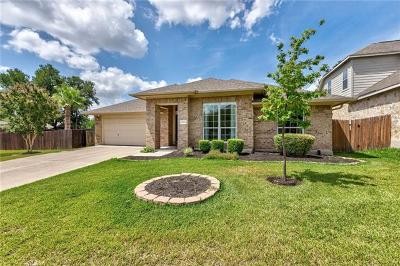 Austin Single Family Home Pending - Taking Backups: 10904 Split Stone Way