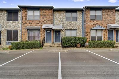 Georgetown Condo/Townhouse Pending - Taking Backups: 3005 Whisper Oaks Ln #C