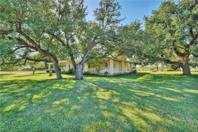 Salado Single Family Home For Sale