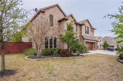 Leander Single Family Home For Sale: 2145 Peoria Dr
