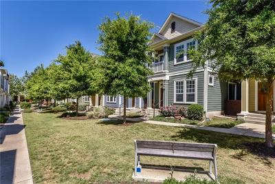 Austin Single Family Home Pending - Taking Backups: 3900 Threadgill St #20