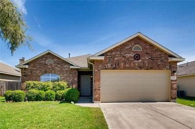 Hutto Single Family Home Pending - Taking Backups: 2007 Concan Dr