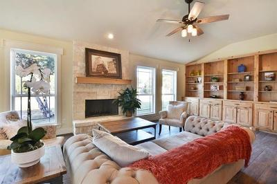 Wimberley Single Family Home For Sale: 1 Eventide Cir