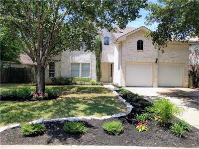 Round Rock Single Family Home Pending - Taking Backups: 2106 Logan Dr