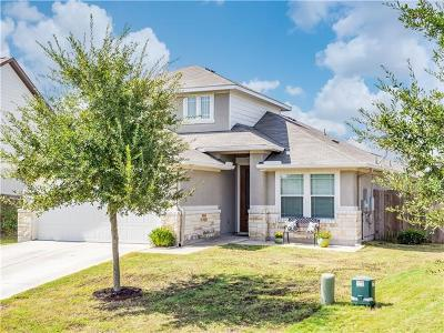 Pflugerville Single Family Home For Sale: 17416 Bridgefarmer Blvd