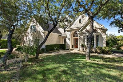 Austin TX Single Family Home For Sale: $899,900