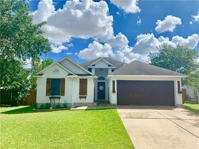 Hutto Single Family Home For Sale: 110 Twilight Way