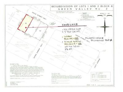 Residential Lots & Land For Sale: 5203 Chico