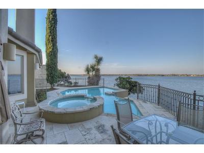 Horseshoe Bay TX Single Family Home For Sale: $2,695,000