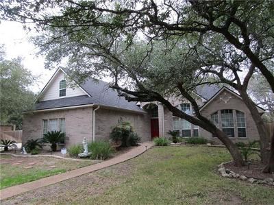 Bell County, Bosque County, Burnet County, Calhoun County, Coryell County, Lampasas County, Limestone County, Llano County, McLennan County, Milam County, Mills County, San Saba County, Williamson County, Brown County, Comanche County, Erath County Single Family Home For Sale: 4 Holly Oaks Dr
