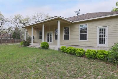 Bastrop County Single Family Home For Sale: 134 Spanish Oak Trl