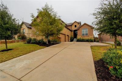 Spicewood Single Family Home For Sale: 22009 Rock Wren Rd