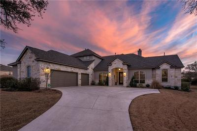 Liberty Hill TX Single Family Home For Sale: $599,000